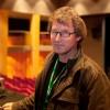 Complot aux Transmusicales 2009/12 : Christian Allio, le directeur du CREA, la structure de Rennes 2 qui a accueilli Fabrice Tison.