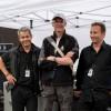 Jean-Marc Aringoli, Didier Dal Fitto et Alex Maggi