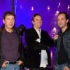 Christophe Masson, Jean-François Guillot, et Edouard Leboulleux