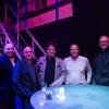 De G à D, Denis Guichard, Pascal Guillaume, Guy Vignet, Sébastien Fleury, Didier Dal Fitto.