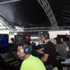 Urban Peace 3, Stade de France, septembre 2013. L'équipe lumière et vidéo de Concept K.