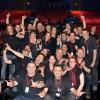 L'Equipe de Silence aux Victoires de la Musique 2013