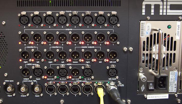 Midas Pro 2c Soundlightup