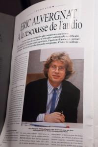 Eric Alvergnat, années 90