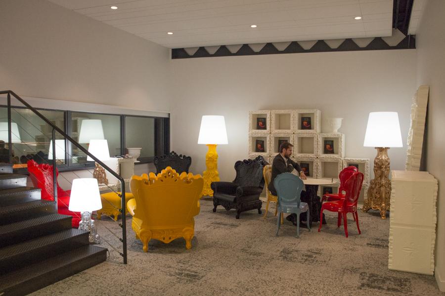 Showroom visAvis style baroque…