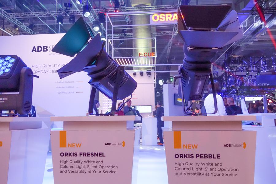 ADB Pebble et Orkis