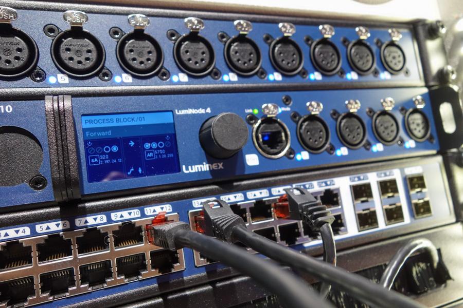 Luminex, the 3 0 Network | SoundLightUp