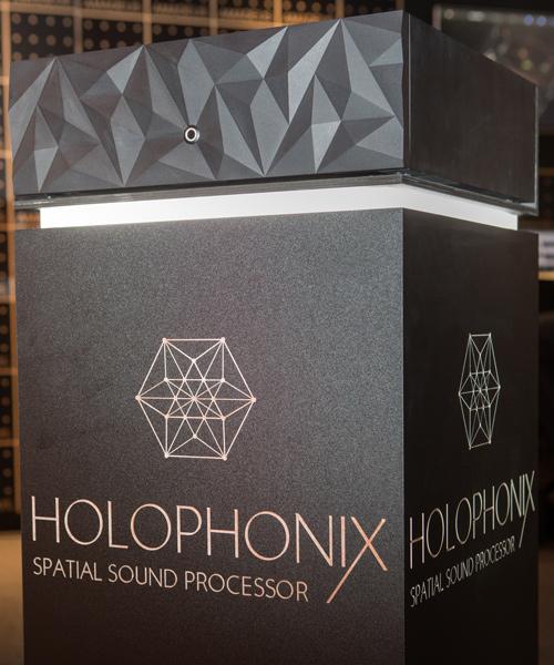 Holophonix à Francfort 2018