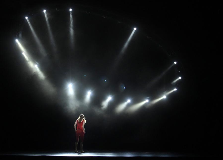 SpotMe au theatre de Neremberg dans Sacre