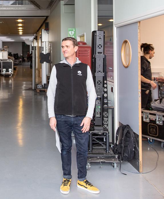 Nicolas Varlet, Directeur d'Ubitech