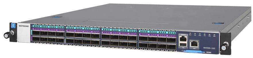 Le switch Netgear M4500 32C.